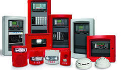Ravel LED And Sounder Fire Alarm System
