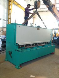 Mild Steel Plate Cutting Machine