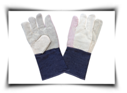 Multi Color Cotton Gloves