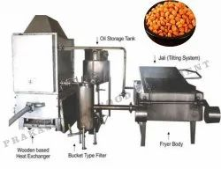 Onion Chips Frying Machine