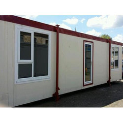 PVC Prefabricated Guest House