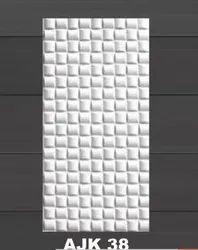 AJK 38 PVC Foam 3D Wall Sheet
