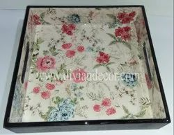 Enameled Coated Tray