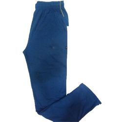 Regular Wear Blue Men's Lower