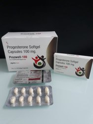 Progesterone 100mg (Natural Micronised)