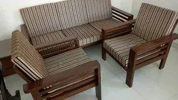 Teak Sofa Set