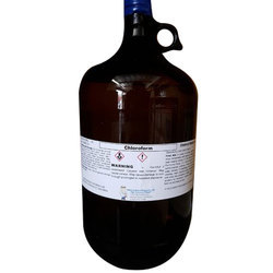 Liquid Chloroform, 4 L