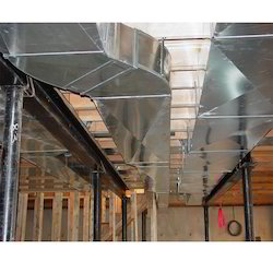 Kitchen Exhaust Duct Installation Service, Commercial