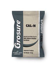 Calcium Nitrate (CAL-N) Fertilizers
