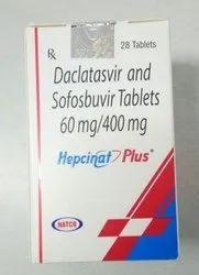 daclatasvir sofosbuvir tablet