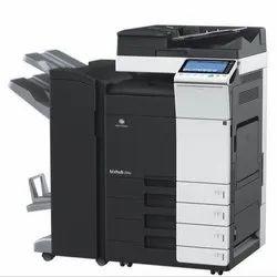 Colored Konica Color Photocopier Machine