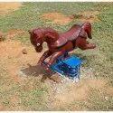 Playground Spring Horse Ride