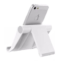White Mobile Stands