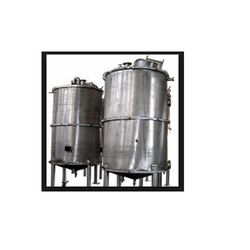 Caustic Tanks & CIP Tanks