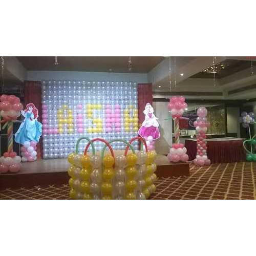 Birthday Balloon Decorations Service