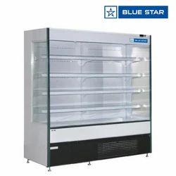 Blue Star 450 Kgs Koral Open Chiller Without Glass Door KORAL25CFV/DL/MT