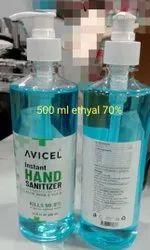 Avicel Hand Sanitizer 500 Ml