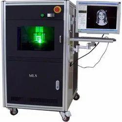 Automatic Bos 3D Laser Engraver Machine