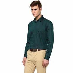 Medium Regular Wear Mens Full Sleeves Shirt
