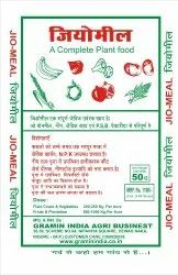 JIO-Meal Organic Bio Fertilizers Manure