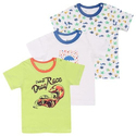 Multicolored Cotton Kids T-shirt