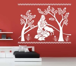 Wall Stickers Manufacturers Suppliers Traders - Wall decals mumbai