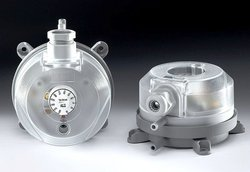 Beck Adjustable Differential Pressure Switches In Ex Zone
