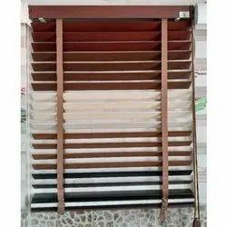 Horizontal Wooden Venetian Blind for Home, Office