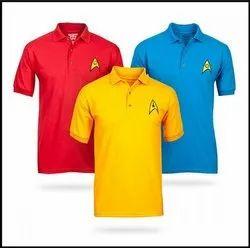 School Polo T-Shirts