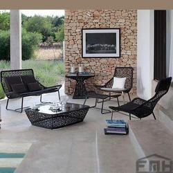Comfortable Outdoor Leisure Sofa Set