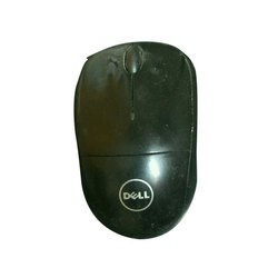 Black Dell Wireless Mouse