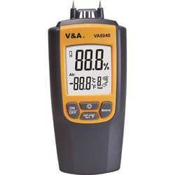 1-2.5 Percent Concrete Moisture Meter, Warranty: 1 Year