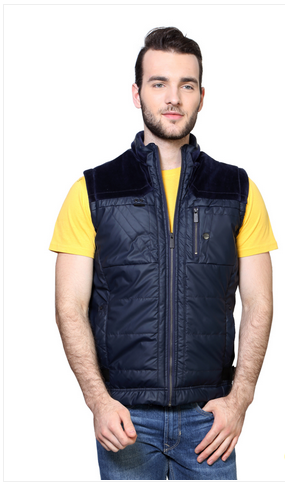 da23ccf9f1 Jackets For Men - Van Heusen Navy Jacket Manufacturer from Kakinada