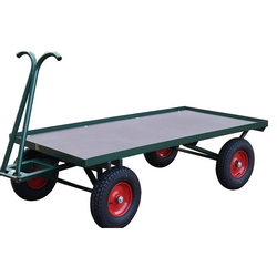 Industrial Hand Trolley - Sack Trolley Manufacturer from Ahmedabad