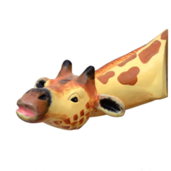 Giraffe Face Wall Decor