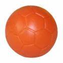Kids Orange Plastic Ball