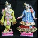Krishna and Radha Statue