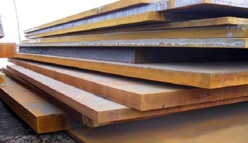 Corten Steel A242 Plate Thickness 0 1 Mm Rs 58 Kilogram Id