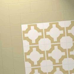 Cross Design Floor Tile, Size (In Cm): 60 * 60