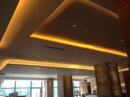 Merveilleux LED Strips Cove Lighting
