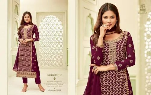 96bb07cb12 Straight Suit - Pant Style Suit Manufacturer from Surat