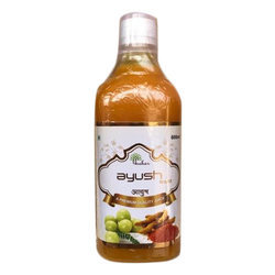 Ayush Haldi Amla Juice