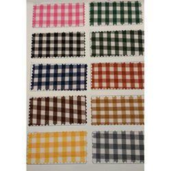 Common Check Fabric
