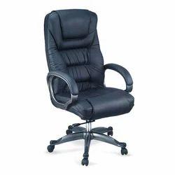 Black High Back Boss Chair