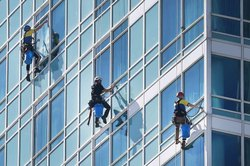 High Rise Glass (Facade) Cleaning Service