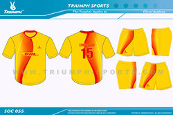 Sublimated Rugby Garments