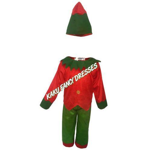 Red/Green Polyster Kids ELFS Costume  sc 1 st  IndiaMART & Red/Green Polyster Kids ELFS Costume Rs 800 /piece Kaku Fancy ...