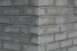 Rectangular Cellular Lightweight Concrete Brick