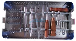 Broken Screw Removal Orthopedic Instrument Set