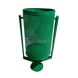 Perforated Hanging Garden Dustbin